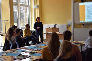 Einführung In Die Berufsfelder Am Ratsgymnasium Rotenburg
