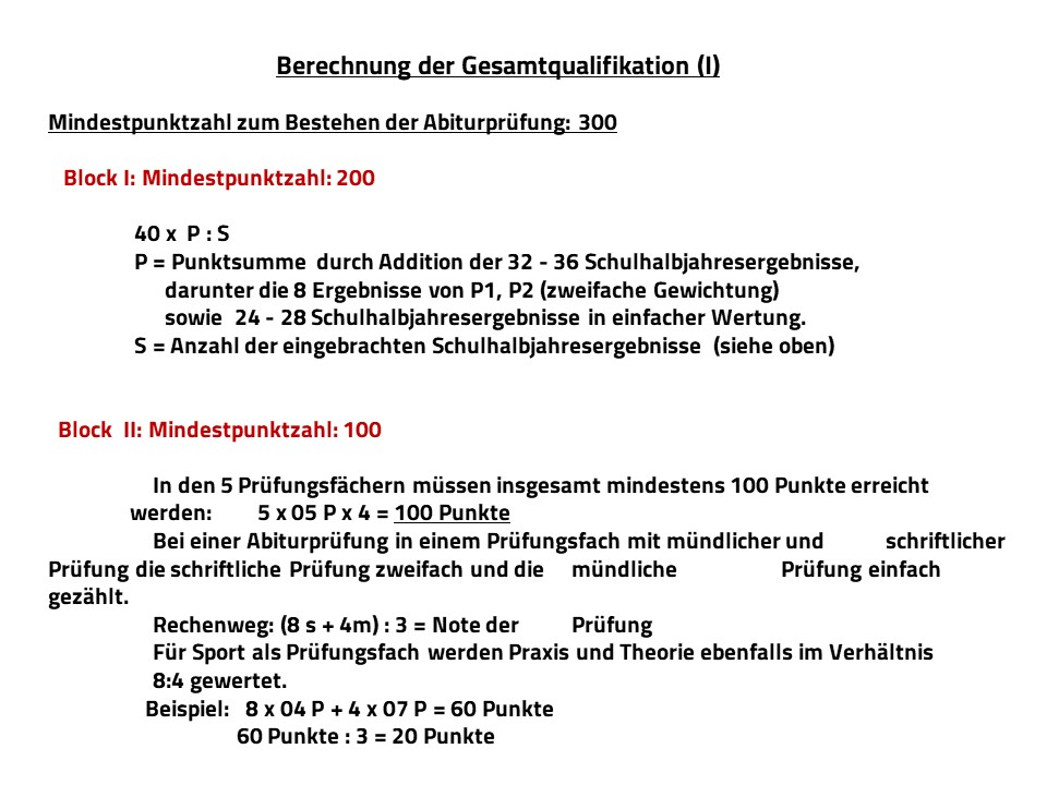 Qualifikationsphase (19)