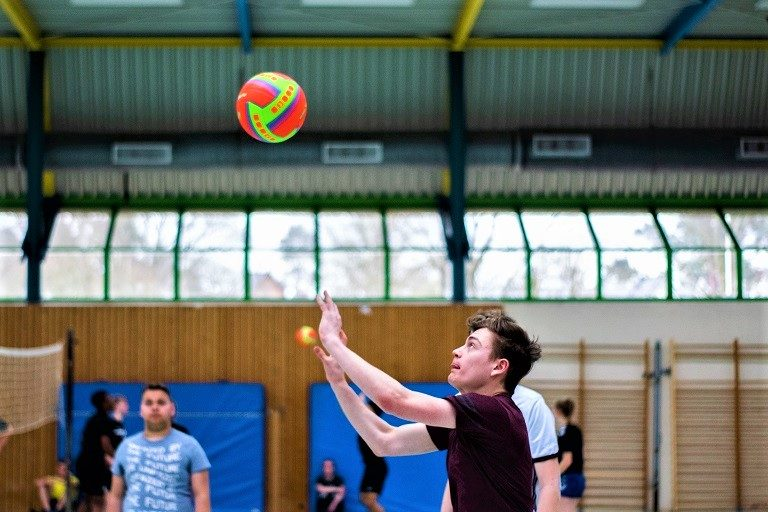 Volleyballturnier Am Ratsgymnasium 2019