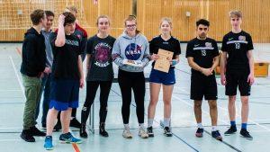 Volleyballturnier Am Ratsgymnasium 2019 Sieger