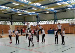 Hockeyturnier Jg 7 Ratsgymnasium