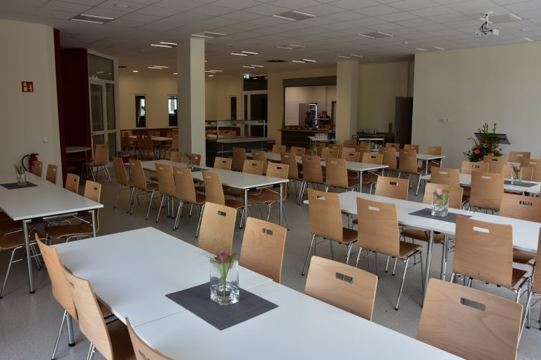Unsere Cafeteria