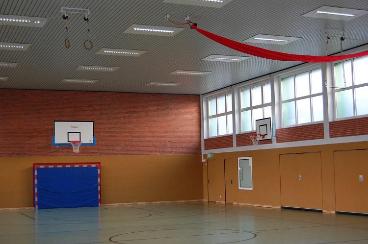 Gymnastikhalle